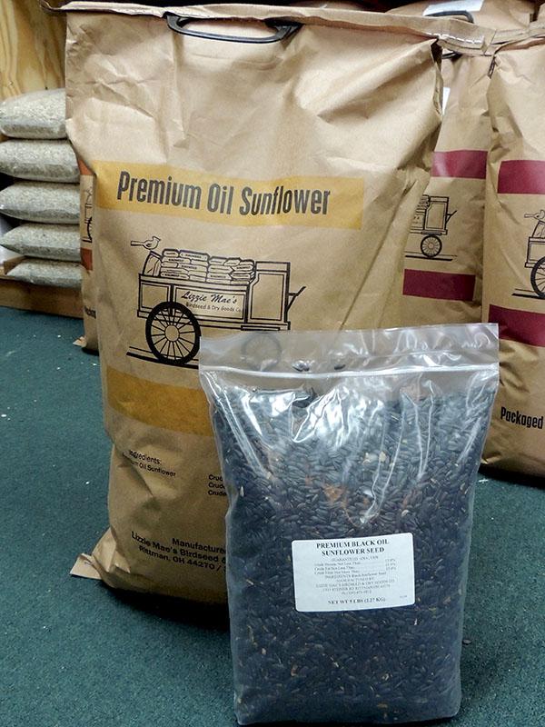 Premium Black Oil Sunflower Seed